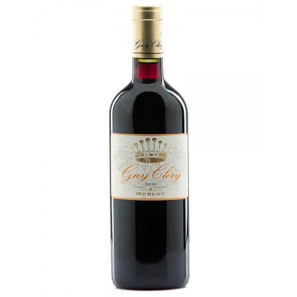 梅洛红葡萄酒 2015
