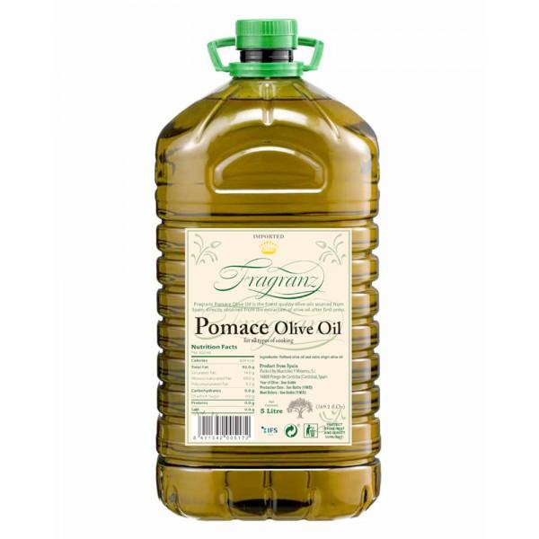 果渣橄榄油5公升